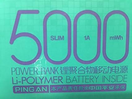 Arun-J20-5000mAh-Power-Bank