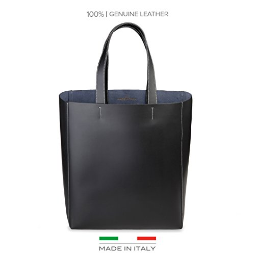 Made In Italia Fosca, Borsa a spalla donna nero nero