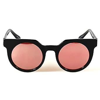 Amazon.com: Quay FRANKIESHINYBLK Frankie Shiny Black Frame
