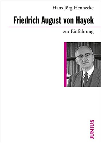 "a biography of the life and times of friedrich august von hayek Roger & israel kirzner 1989 friedrich august von hayek"" in john washington times may 8 economist"" (pdf) one response to articles on hayek."