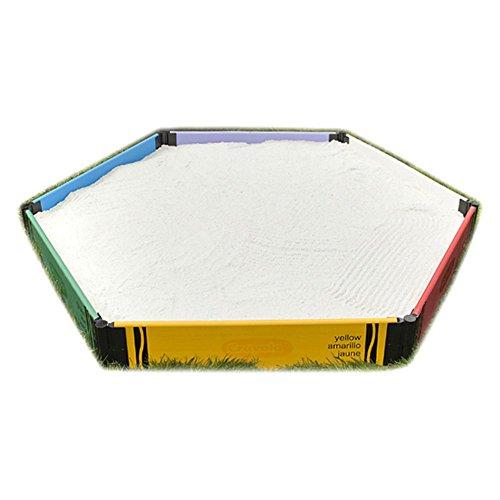 Leverler For Sand Box : Awardpedia frame it all ft hexagon sandbox