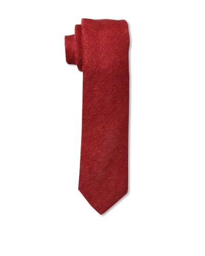 Gitman Men's Solid Tie, Red