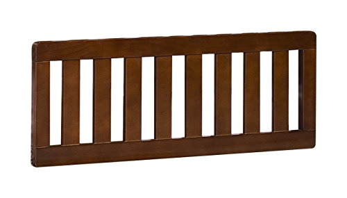 Best Deals! Delta Children Slumber Time Elite Toddler Guardrail, Espresso Truffle