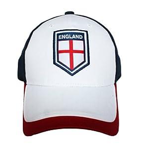 Buy World Cup Soccer England Mesh Cap by Rhinox