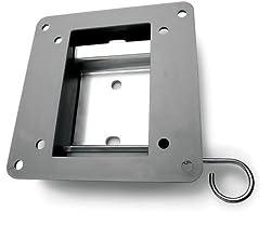Vantage Point LCD Flat Wall Mount - AXFL01-S (Silver)