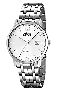 Lotus stainless steel watch l18175_2