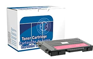Dataproducts DPCCLP510M Compatible High Yield Toner Cartridge Replacement for Samsung CLP-510D2M/CLP-510D5M (Magenta)