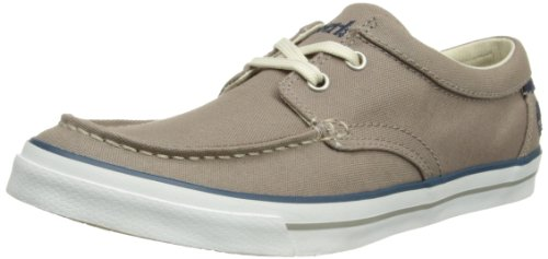 Timberland Men's Earthkeepers Hookset Camp Boat Oxford Trainers Brown Marron (Taupe) 6