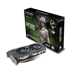 Sapphire Radeon HD 7870 GHZ OC 2 GB 256 -bit GDDR5 DL-DVI-I/SL-DVI-D/HDMI/DP PCI-Express Graphics Card 100354OC-2L