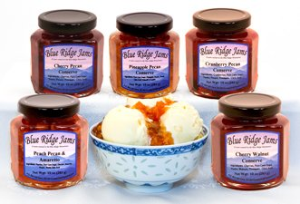 Blue Ridge Jams: Conserves Variety Pack, Set