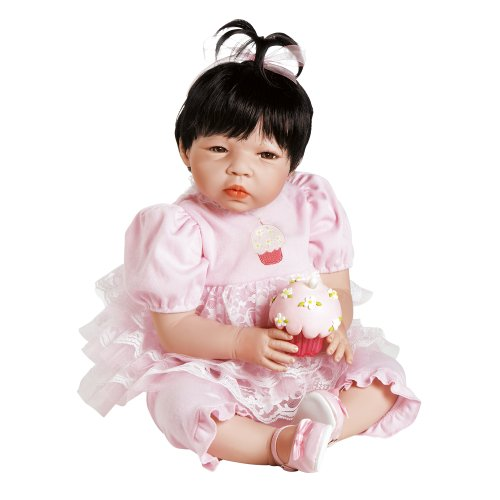 Special baby doll and asian or chinese
