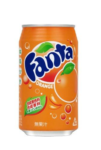 ファンタ オレンジ 350ml×24本