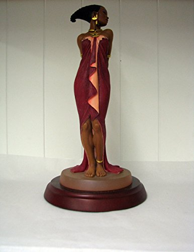 Ebony Visions 37130 Evening Rose - Signed By Thomas Blackshear Limited Anniversary Edition