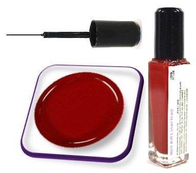 online-hut Nail Art Polish Liner 8ml Red
