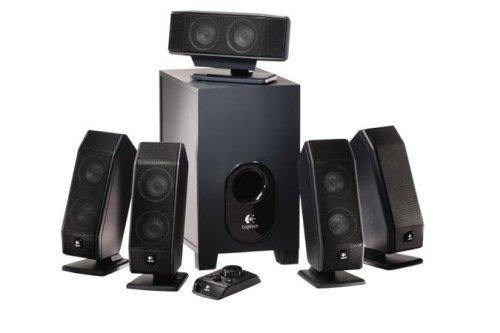 Logitech X-540 Multimedia Speaker System (5.1)