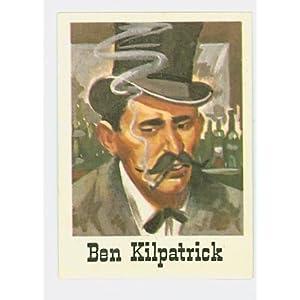 1966 Good - Bad Guys 69 Ben Kilpatrick Near-Mint at Amazon