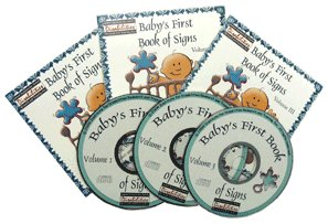 ASL American Sign Language Baby's First Book of Signs Volume 1, 2 & 3 Bundle for Windows OnlyASL American Sign Language Baby's First Book of Signs Volume 1, 2 & 3 Bundle for Windows Only