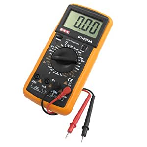 Mechanic LCD Display Multi Fuction Digital Multimeter Tester Ac/dc