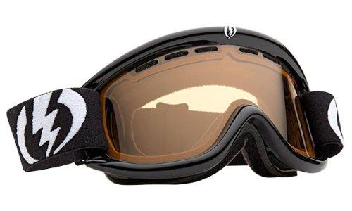 Electric Visual Eg.5 Snow Goggle, Gloss Black, Orange