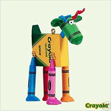 Crayola Ornaments