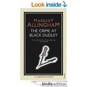 Crime At Black Dudley - Margery Allingham