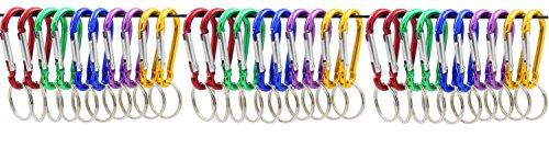 zendy-aluminum-spring-lock-gourd-shaped-aluminum-locking-carabiner-key-holder-hook-keychain-for-home