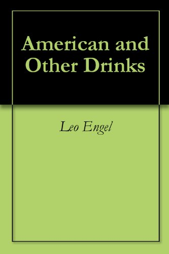 american-and-other-drinks-english-edition