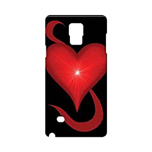 BLUEDIO Designer Printed Back case cover for Samsung Galaxy Note 4 - G6632