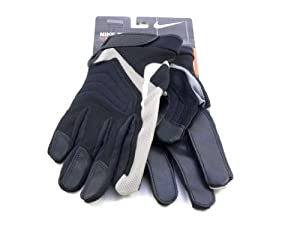 Buy Nike Tracer Mens Receiver Running Back Football Gloves by Nike