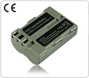 M&L Mobiles® I Batterie pour Nikon D70s D80 D90 D200 D300 D700 EN-EL3e
