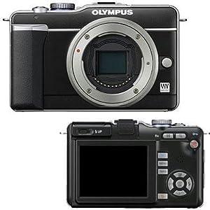 奥林巴斯相机海淘:OLYMPUS 奥林巴斯E-PL1微单相机