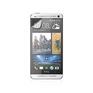 Gioiabazar Clear Screen Guard Scratch Protector for HTC One M7