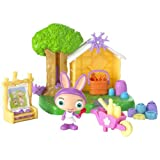 Fisher-Price Waybuloo Nara Lau Lau Playset