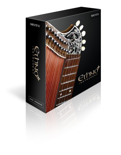 MOTU Ethno Instrument 2 World/Ethnic Virtual Instrument