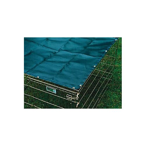Midwest Dog Kennel Top Wire Mesh Top front-584961
