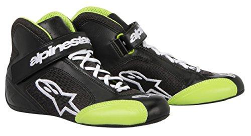 alpinestars(アルパインスターズ) TECH 1-K KART SHOES BLACK/GREEN 5 2712013-16-5