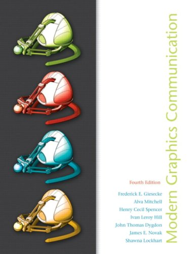 Modern Graphics Communications (4th Edition)