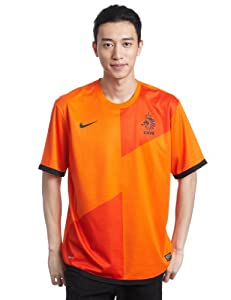 2012-13 Holland Euro 2012 Home Football Shirt by Nike