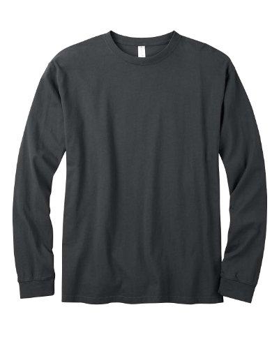 Econscious Ec1500 Mens Classic T Shirt. - Charcoal - L front-529002