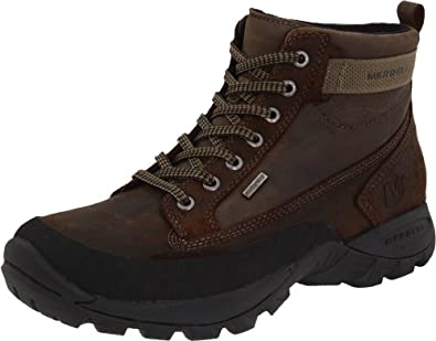 Buy Merrell Mens Graz Waterproof Boot by Merrell