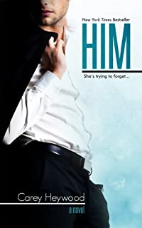 Him by Carey Heywood ebook deal