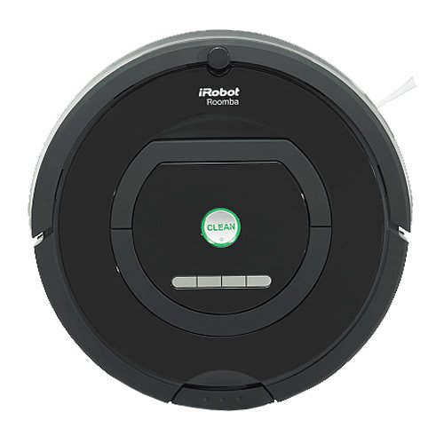 Shopping Irobot Roomba 770 Bagless Vacuum Cleaning Robot