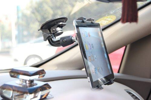 """Auto windschutzscheibe KFZ-halterung holder für Point of View ProTab 3XXL & ProTab 25XXL 10.1"""" Tablet PC"""