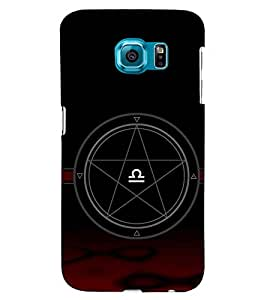 PRINTSWAG STAR Designer Back Cover Case for SAMSUNG GALAXY S6