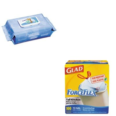 Nice And Clean Baby Wipes front-369157