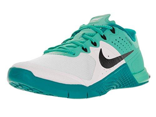 Nike-Womens-Metcon-2-WhiteBlackHyper-TurqEnergy-Training-Shoe-9-Women-US
