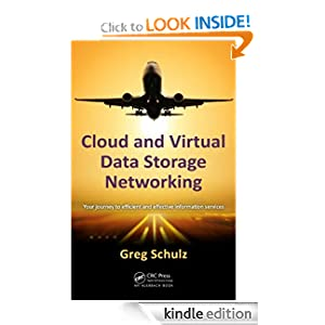Cloud and Virtual Data Storage Networking