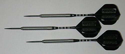 PREDATO RRG 26 Grams Fixed - 90 Tungsten - Tight Ringed Grip World Champ Darts