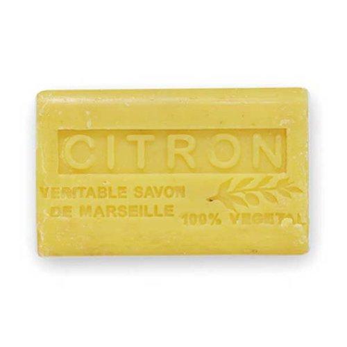 (南仏産マルセイユソープ)SAVON de Marseille レモンの香り(SP025)(125g)