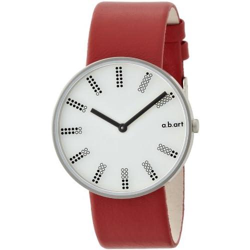 [エービーアート]a.b.art 腕時計 series DL DL-401 RE/S メンズ 【正規輸入品】